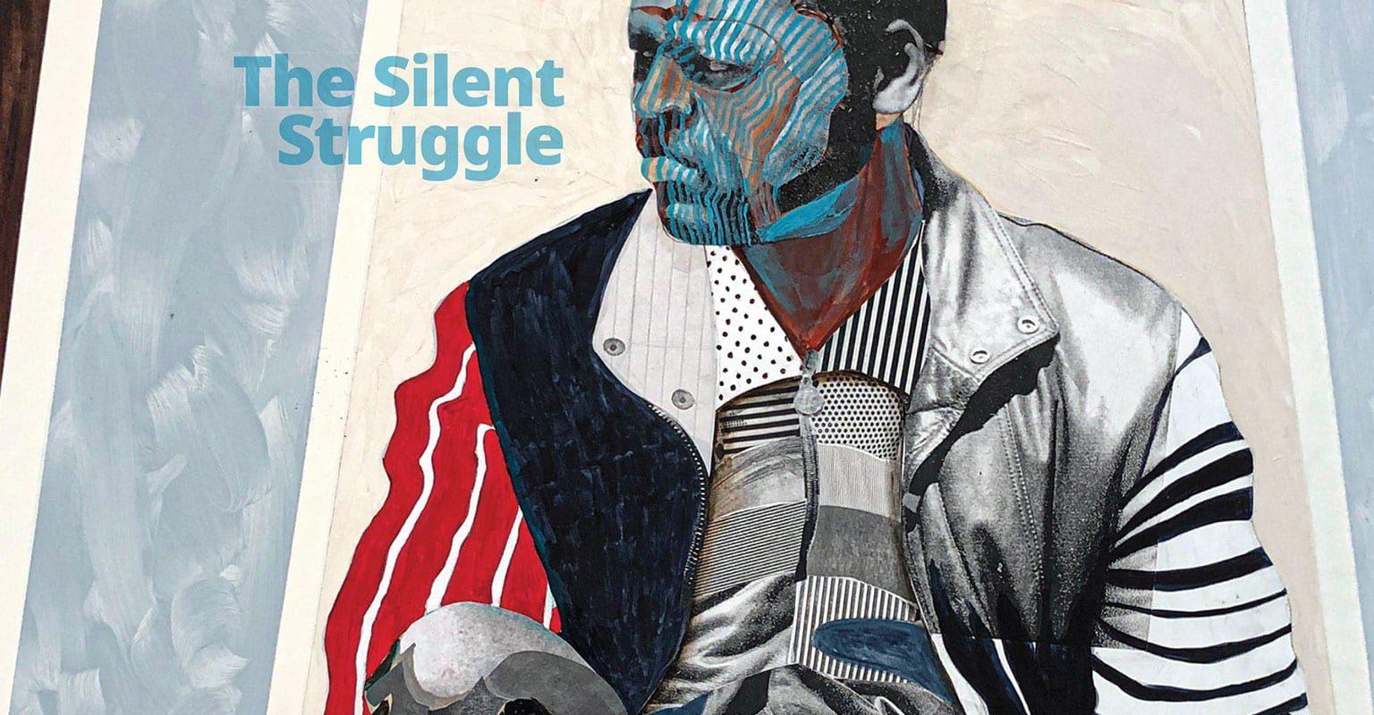 The Silent Struggle Cover: The Silent Struggle; Artist: Jerry Butler