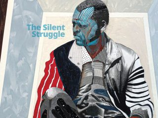Cover: The Silent Struggle; Artist: Jerry Butler
