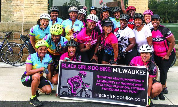 Black Girls Do Bike