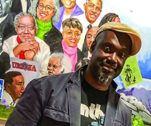 Meet the Artist  Behind 'Legacies': One of the Most Photographed Murals in Madison