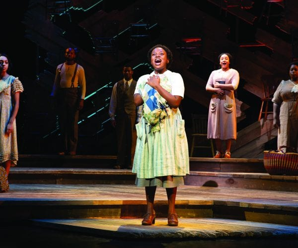 A Slice of Broadway  Comes to Madison: Theatrical Star Brings Her Talents to  the Overture Center in The Color Purple The Color Purple is a 1982 epistolary novel by Alice Walker which won the 1983 Pulitzer Prize for Fiction and the National Book Award for Fiction. This epic story about a young woman's journey of love and triumph was later adapted into a film and musical of the same name.