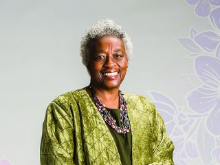 Surrounded by loving family and friends, Milele Chikasa Anana made her peaceful transition today from the natural world back into the arms of the ancestors. An icon for racial and social justice, and the champion of our good news was 86.