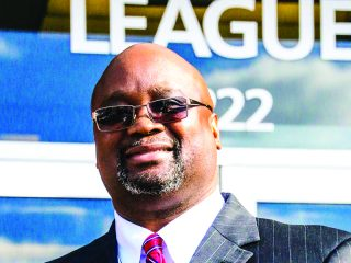He climbed a long way out of the poverty and crime-filled neighborhood of Yonkers, New York, to ascend to the top levels of Wisconsin State government. Dr. Ruben L. Anthony Jr.'s creative and innovative brand of leadership places him high among other nonprofit leaders. He now conquers new territory in his present role as president and CEO of the Urban League of Greater Madison.