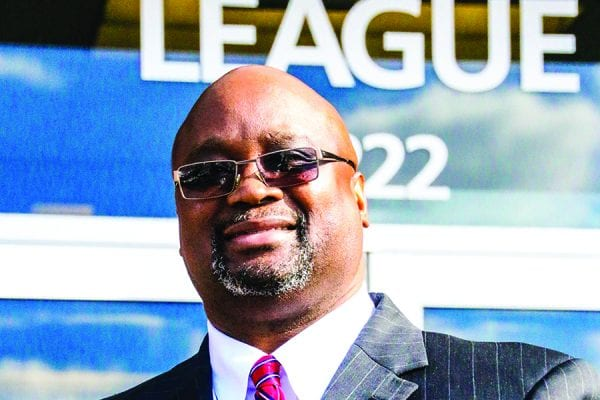 Front and Center: Dr. Ruben Anthony Pivots the Urban League of Greater Madison to the National Stage He climbed a long way out of the poverty and crime-filled neighborhood of Yonkers, New York, to ascend to the top levels of Wisconsin State government. Dr. Ruben L. Anthony Jr.'s creative and innovative brand of leadership places him high among other nonprofit leaders. He now conquers new territory in his present role as president and CEO of the Urban League of Greater Madison.