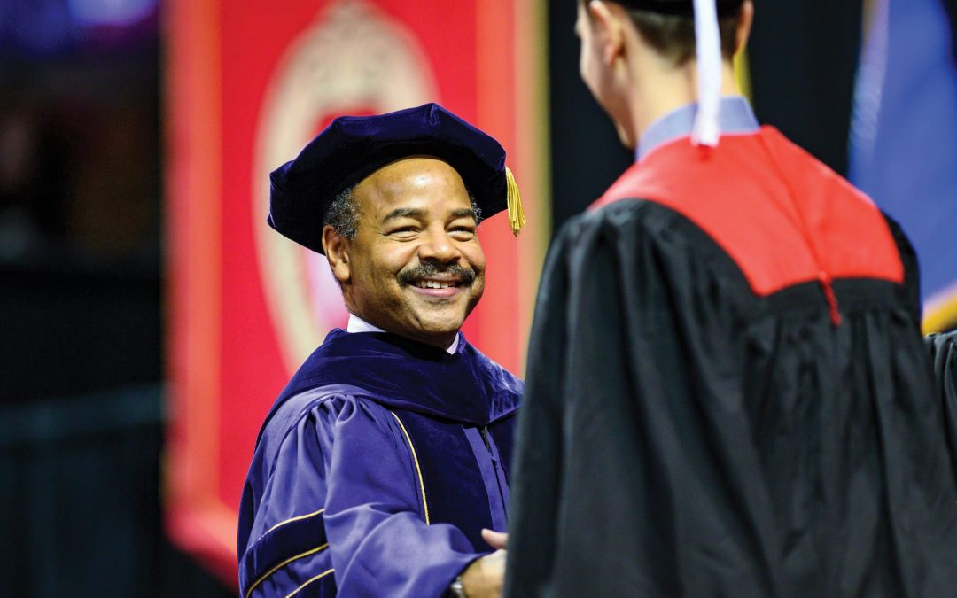 Dr. Eric Wilcots is First African American Named Dean of College of Letters & Science