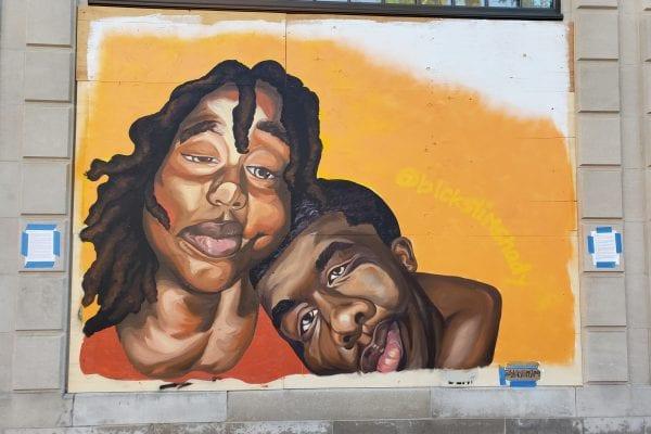 ART FOR ADVOCACY: Black Lives Matter