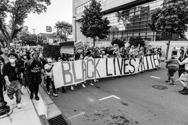 From a Phrase to a Movement, the Her-story of #BlackLivesMatter In 2013, three radical Black organizers — Alicia Garza, Patrisse Cullors, and Opal Tometi — created a Black-centered political will and movement building project called #BlackLivesMatter. It was in response to the acquittal of Trayvon Martin's murderer, George Zimmerman.