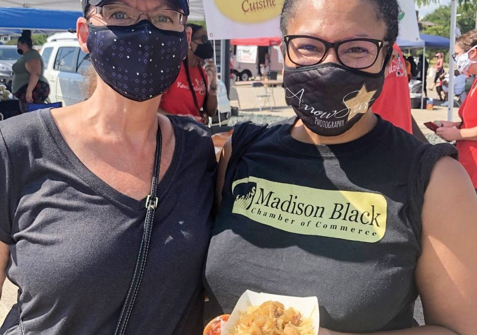Supporting Black-Owned Restaurants in Times of a Pandemic