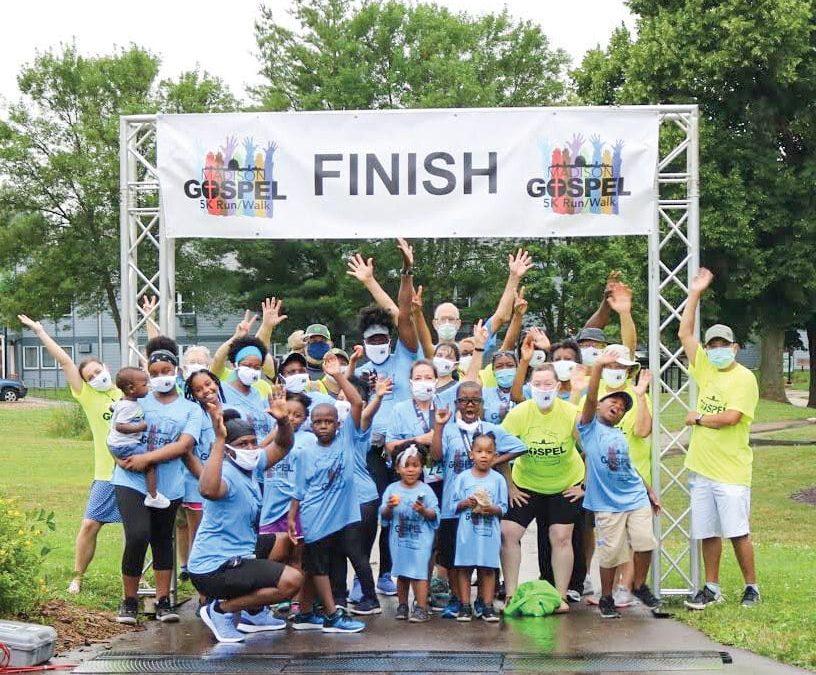 2nd Annual Madison Gospel 5k Run/Walk: Stay Healthy During the Coronavirus Pandemic
