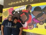 A potent mixture of raw emotions, empowering vision, and colorful paint has resulted in some powerful protest art along Madison's iconic State Street, lifting a number of African American artists out of cultural isolation in the process.