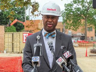 It's been eight months since SSM Health broke ground on a new state-of-the-art clinic that will replace the one at 1313 Fish Hatchery Road. Damon Boatwright, regional president of SSM Health, told UMOJA Magazine that he expects the new clinic to boost community health on Madison's South Side.