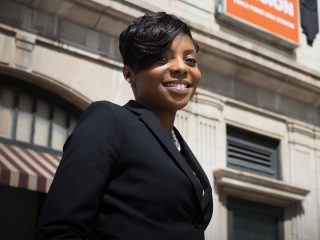"""After losing longtime grant funding that put two of its housing programs serving vulnerable populations at risk during the pandemic, YWCA Madison was grateful to receive what CEO Vanessa McDowell calls """"the MacKenzie Scott miracle"""" at the end of 2020. The philanthropist's unrestricted donation—meant to address """"long-term systemic inequities that have been deepened by the crisis""""—is not the only contribution in recent years that helped build momentum for YWCA Madison's dedication to eliminating racism, empowering women and promoting peace, justice, freedom and dignity for all."""