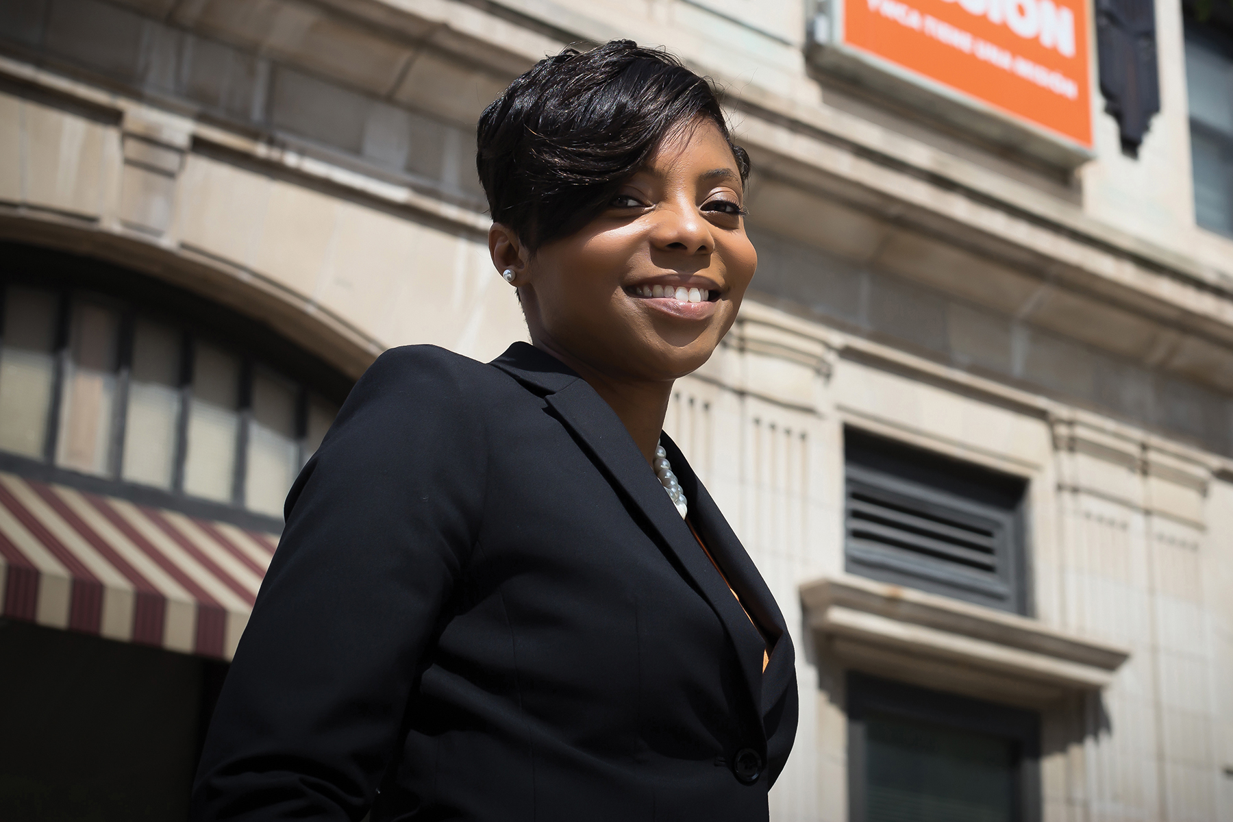 """An Empowering Path: YWCA Madison Expands Reach on Park Street After losing longtime grant funding that put two of its housing programs serving vulnerable populations at risk during the pandemic, YWCA Madison was grateful to receive what CEO Vanessa McDowell calls """"the MacKenzie Scott miracle"""" at the end of 2020. The philanthropist's unrestricted donation—meant to address """"long-term systemic inequities that have been deepened by the crisis""""—is not the only contribution in recent years that helped build momentum for YWCA Madison's dedication to eliminating racism, empowering women and promoting peace, justice, freedom and dignity for all."""