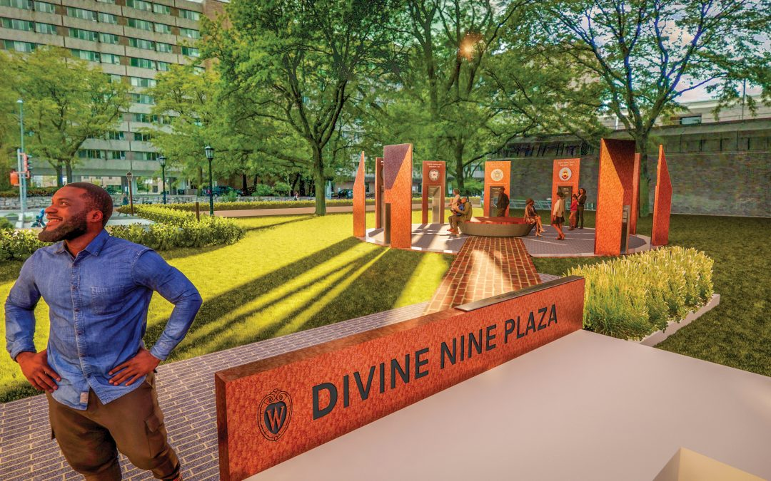Divine Nine Project to Honor History, Achievements of Black Fraternities and Sororities