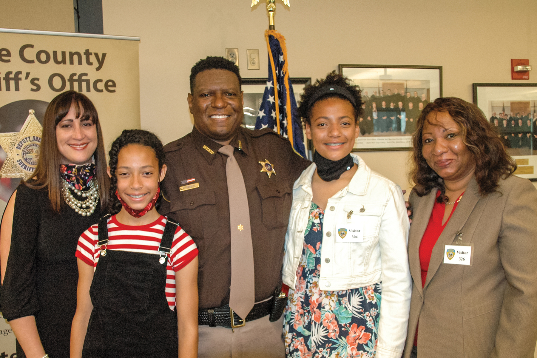 Kalvin Barrett Makes History As First Black Dane County Sheriff Advancing diversity on the force. Keeping the inmate population down. And, developing a bond of trust between law enforcement agencies and the communities they serve.