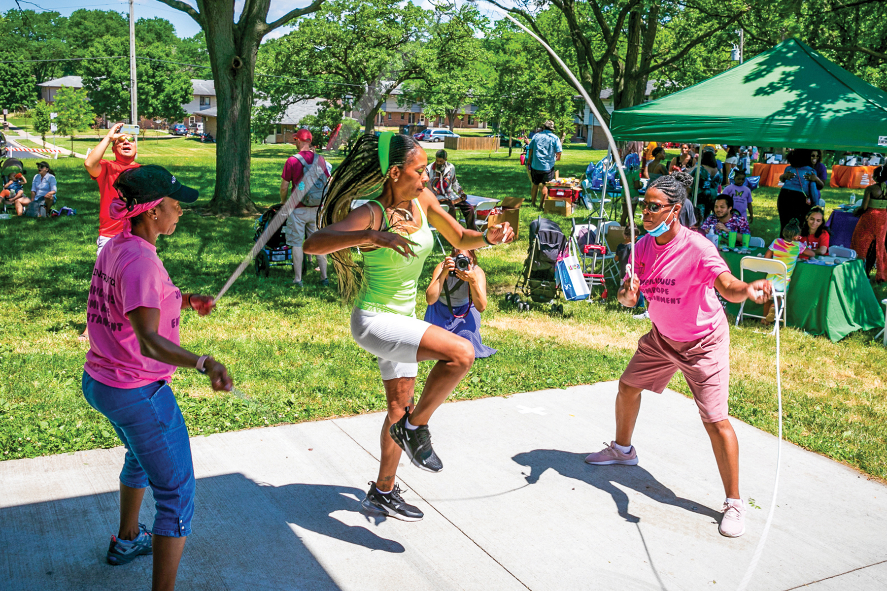 Juneteenth Commemorated for First Time as a Federal Holiday in Madison Sense of community is what Annie Weatherby-Flowers savors. It's deeply ingrained within her. That feeling of belonging and shared commitment to be together was birthed at Juneteenth celebrations in her hometown of Milwaukee.