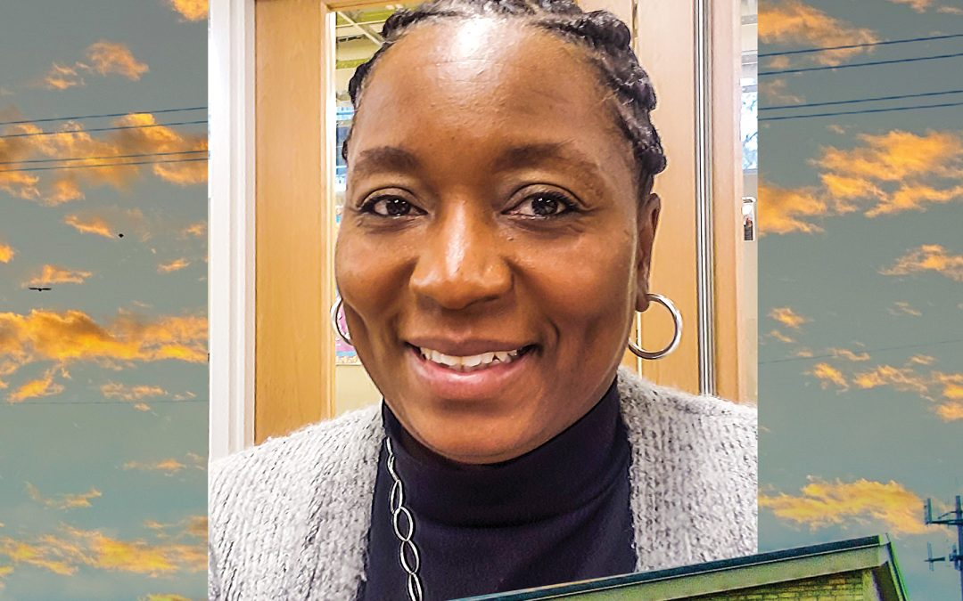 Goodman Community Center CEO Letesha Nelson
