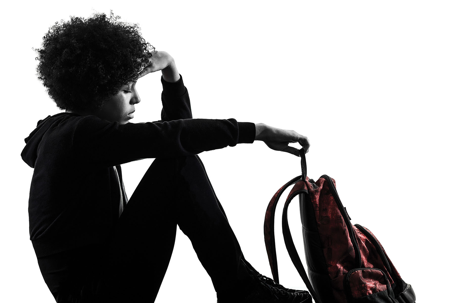 What to Know About Depression in Black College Students There's a growing number of Black college students experiencing depression, but campuses can help those in crisis.
