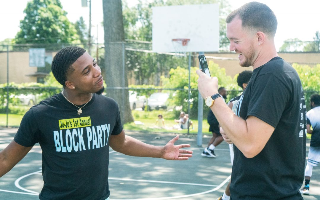 Ju-Ju's Annual Block Party Showcases Black Unity, Community and Culture
