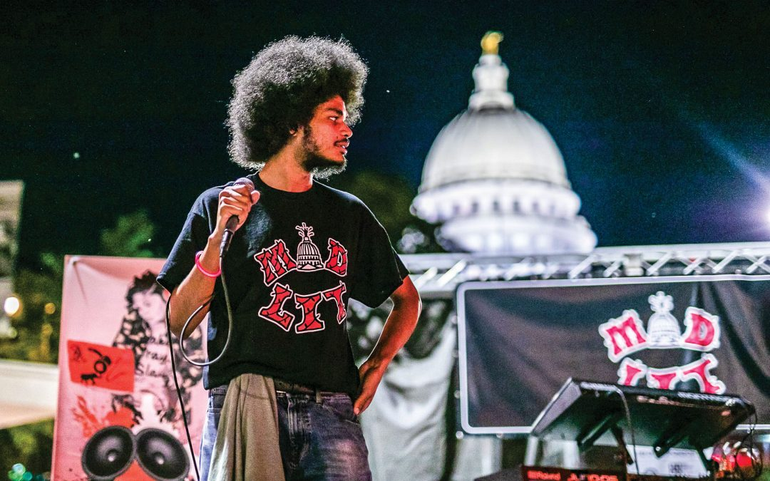 Hot Nights, Cool Tunes at Mad Lit Concert Series