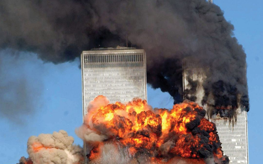 Where Were You 20 Years Ago During the 9/11 Terrorist Attack?